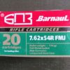 Amunicja Barnaul 7,62x54R FMJ