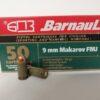 Amunicja Barnaul 9×18 Makarov FMJ